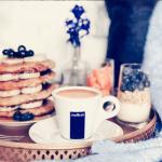 Aconchegue-se com o café Lavazza